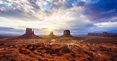 USA desert image